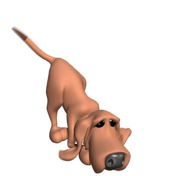 Sniffing Clipart