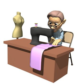 Tailor Clipart