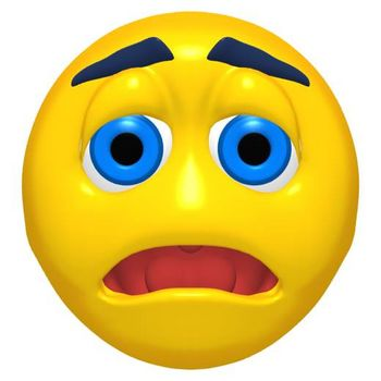 Frowning Clipart